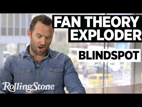 "'Blindspot' Sullivan Stapleton: Kurt Will ""Unravel Answers to Everything"""