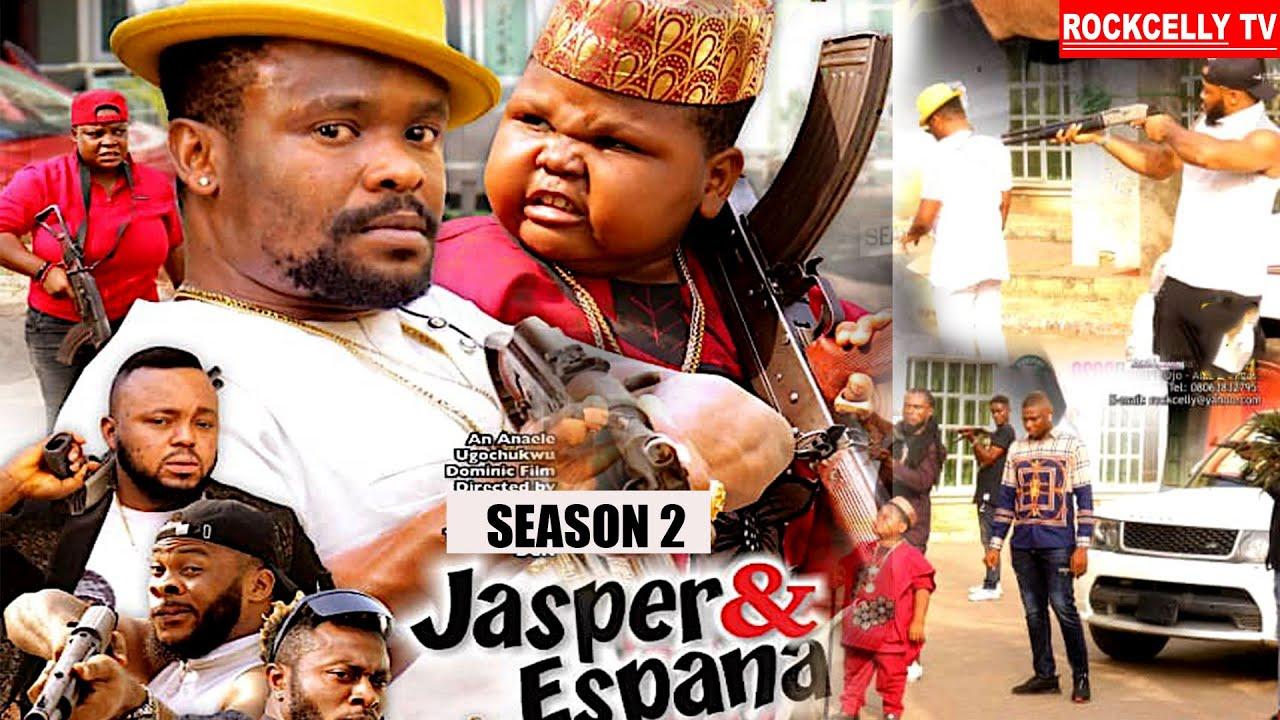 Download JASPER AND ESPANA (SEASON 2) NEW BLOCKBUSTER MOVIE - ZUBBY MICHEAL Latest 2020 Nollywood Movie || HD