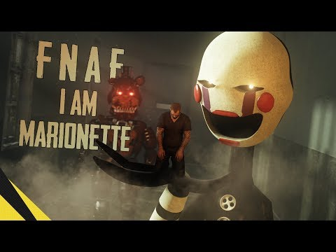 [SFM] Five Nights at Freddy's: I am Marionette | FNAF Animation