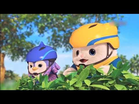 Biệt đội Badanamu ,tập 6b   Phim hoạt hình