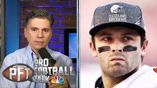 PFT Overtime: #HandshakeGate's absurdity, Patriots' TE void | Pro Football Talk | NBC Sports