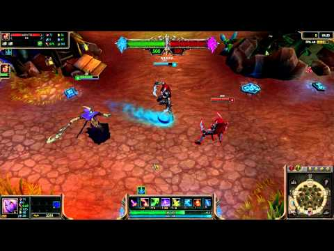 Reaper Soraka League of Legends Skin Spotlight