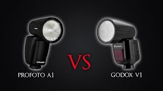 Video-Search for godox v1 vs profoto a1