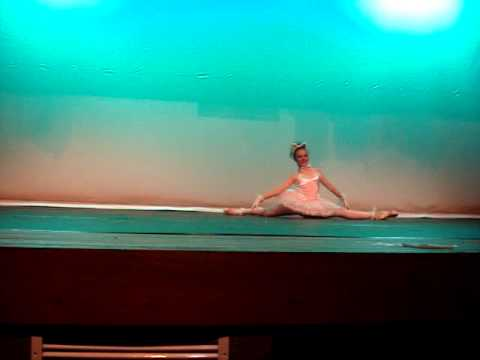 """Ballet  Pamela Lima-Festival 2010-""Laila Braga"