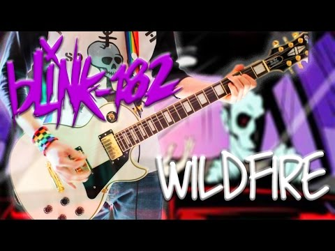 Blink 182 - Wildfire Guitar Cover 1080P