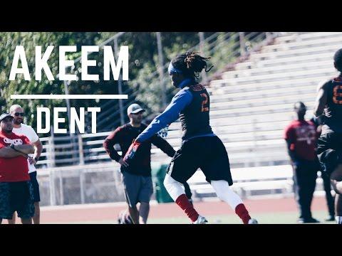 Akeem Dent Highlights Mix | Palm Beach Central | Class of 2019 (CB)