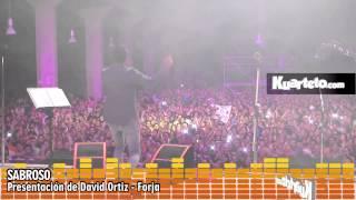 Sabroso - Debut de David Ortiz en Córdoba 14/02/2015