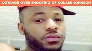 F-Sars Stray Bullet Kills Kolade Johnson EndSars