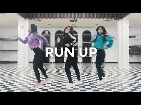 Run Up  Major Lazer feat PARTYNEXTDOOR & Nicki Minaj Dance   @besperon Choreography