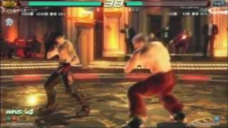 no67 ロウ(しゅーへー) vs ポール(YUK)