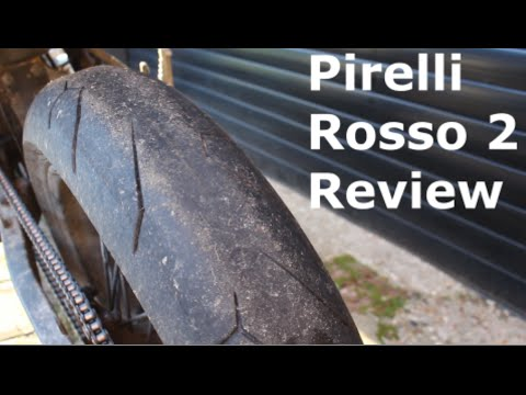 pirelli diablo rosso 2 tyre review youtube. Black Bedroom Furniture Sets. Home Design Ideas