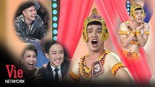 Lê Dương Bảo Lâm hết hồn trước màn cover 'Anh Dương Lâm Đồng Nai' của vũ công Siva l NBA #3 FULL HD