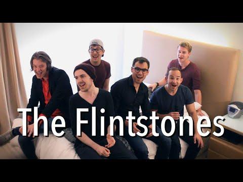 Accent - The Flintstones Theme (Jazz A Cappella)