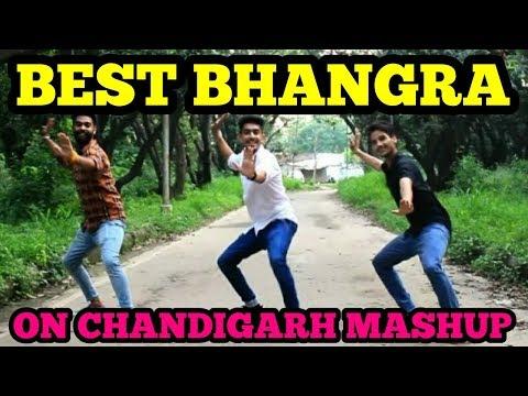 BEST BHANGRA EVER ON CHANDIGARH MASHUP || BHANGRA LOVERZ || HD ||