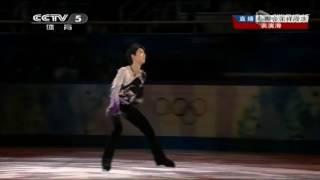 花样滑冰表演滑 羽生结弦演绎忧郁王子 超清720P