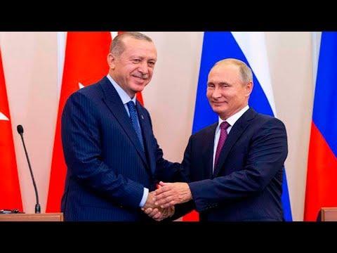 Эрдоган и Путин КИНУЛИ Сша по полной программе! 19.05.2019