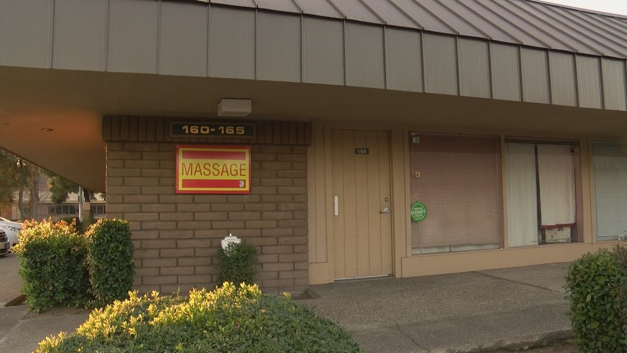 Sting operation at Fresno massage parlor