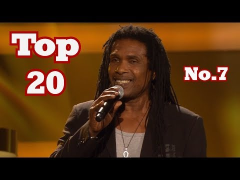 The Voice - My Top 20 Blind Auditions Around The World (No.7)