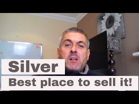 The best place to sell your silver coins or bullion.