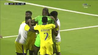 ملخص مباراة الفتح 0-1 النصر | الجولة 2 | دوري الأمير محمد بن سلمان للمحترفين 2019-2020