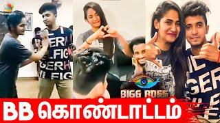 Losliya Dancing for Kavin Song   BB Kondattam   Adiye Losliya   Bigg Boss 3 Tamil