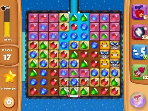 Diamond Digger Saga Level 1615 - NO BOOSTERS   SKILLGAMING ✔️