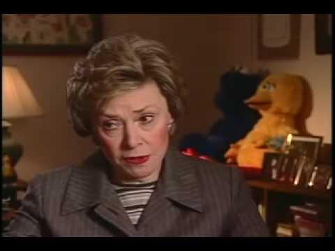Joan Ganz Cooney - Archive Interview Part 4 of 9 TVLEGENDS
