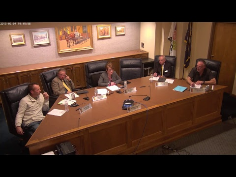 Kaysville City Council 3/7/2019