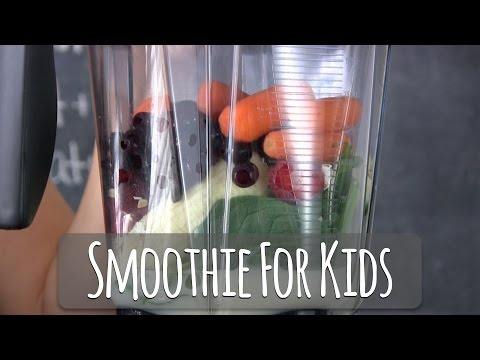 Healthy Smoothie For Kids - HK4BF Episode #15