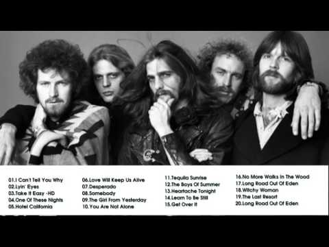 Eagles Greatest Hits   Best of Eagles HD