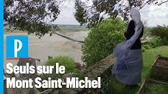 Mont Saint-Michel : 'on pourrait penser qu'une bombe y est tombée'