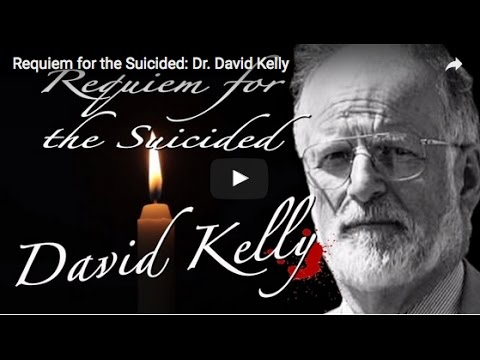 Corbett Report - Requiem for the Suicided: Dr. David Kelly