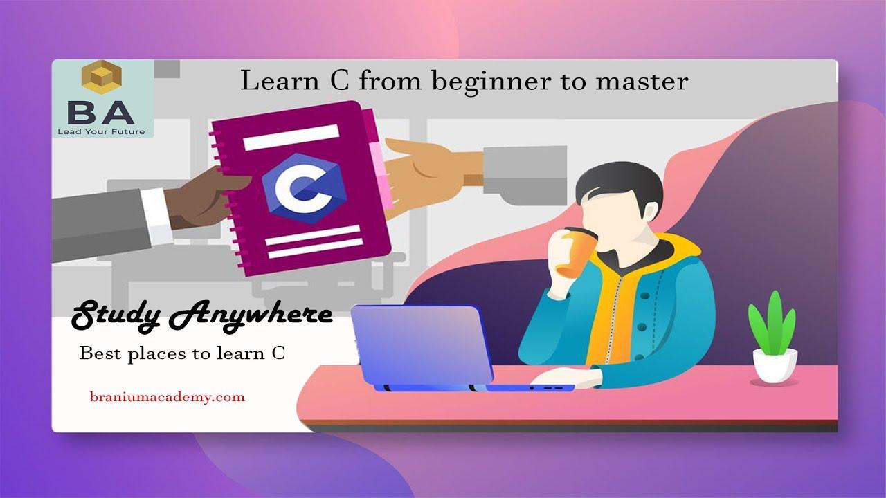 Tổng quan khóa học lập trình C cơ bản và nâng cao