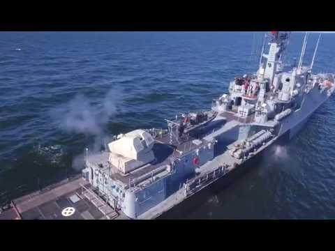 PIT-RADWAR S.A. - System Armaty Morskiej AM-35