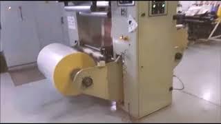 6 Renk Tamburlu Flexo Baskı Makinası PROMATEK MAKİNA