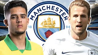Harry Kane Latest + Yan Couto To Celtic? | Man City Transfer Update