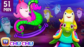 ChuChu TV Baby Shark - Park Song and Many More Videos | Popular Nursery Rhymes Collection
