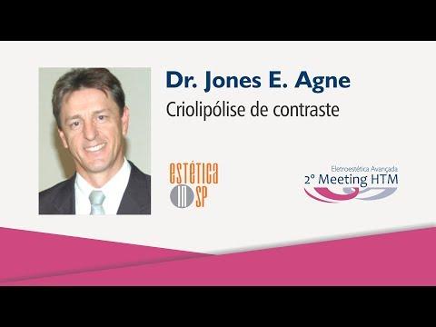 "Palestra ""Criolipólise de contraste"" – Dr. Jones Agne"
