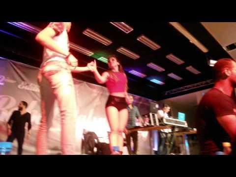 Adil moumeni & Marzia salsa social dancing @ Rabat salsa meeting 2nd edition