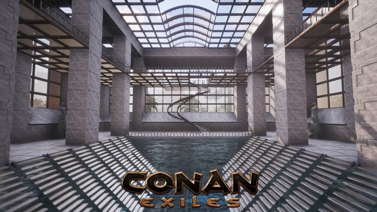 how to make a glass flask conan exiles