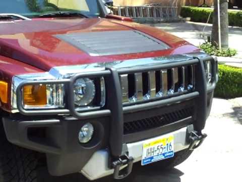 AutoConnect.com.mx: Camioneta 2008 Hummer H3 Alpha 4x4