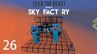 sky factory 3 w xb wither proof e26 minecraft modded sky block