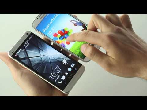 Galaxy S4 vs HTC One Türkçe Karşılaştırması