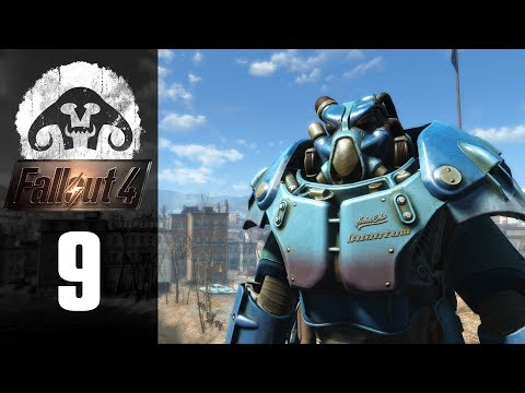 FALLOUT 4 (Chapter 5) #9 : Deathclaws are people too my friend
