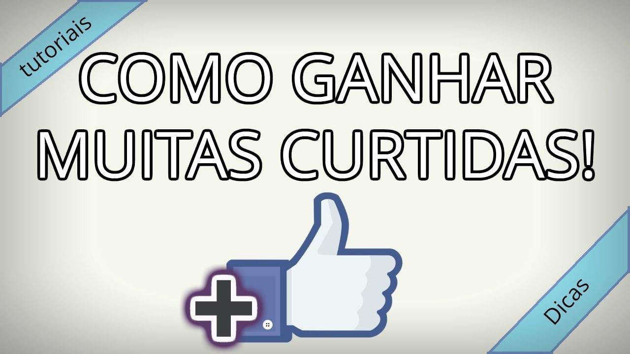 Como Ganhar Curtidas Brasileiras No Facebook Sem Usar Aplicativo