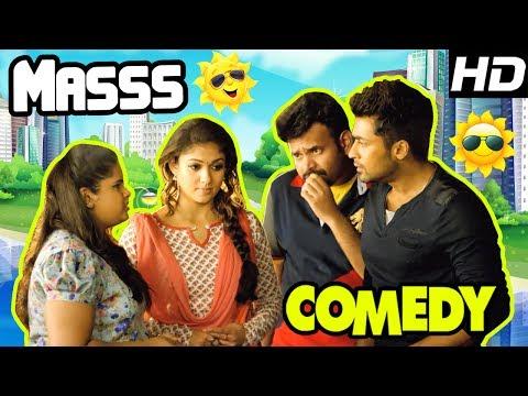 Masss Tamil Movie Comedy Scenes   Part 1   Surya   Nayantara   Prenji Amaren   Parthiban