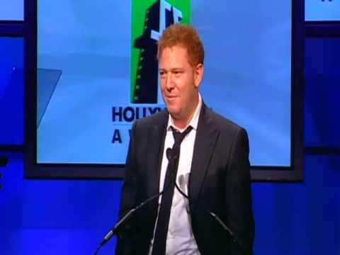Ryan Kavanaugh at the Hollywood Film Awards