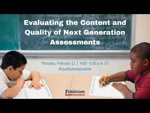 Evaluating the Content and Quality of Next Generation Assessments