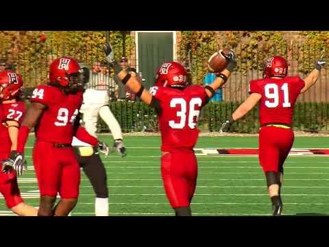 2017 Harvard Football Highlights