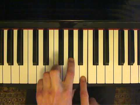 Harmony lesson: dominant chords in minor keys